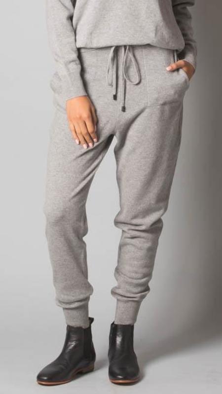 Peserico Drawstring Jogger Pants - Gray