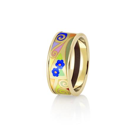 FreyWille Hommage A Gustav Klimt Ring Miss - Hope