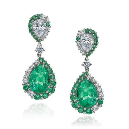 Diamond Dream Signature Collection Earrings - White Gold