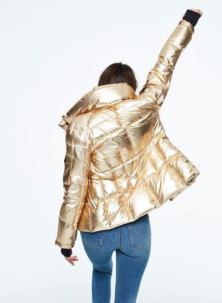 SAM. Freestyle Down Jacket - Gold
