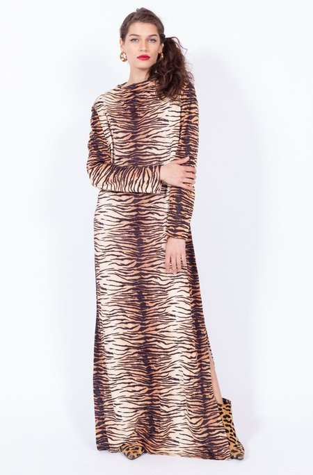 Yo Vintage! Animal Print Dress