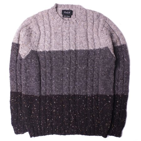 Howlin' Little Larry Combi 2 Knit Sweater
