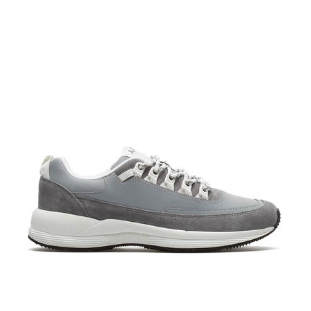A.P.C. Techno Homme Sneakers - Silver