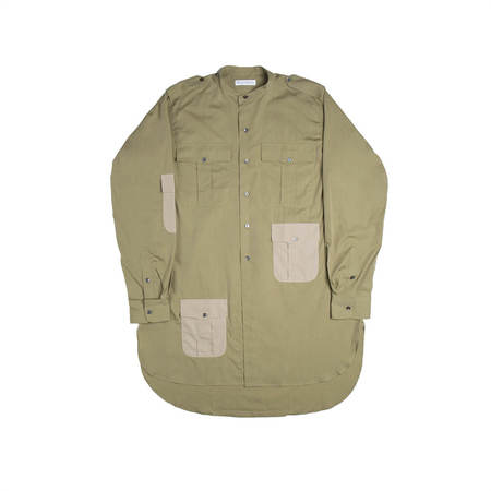 JW ANDERSON Long Shirt - Bamboo