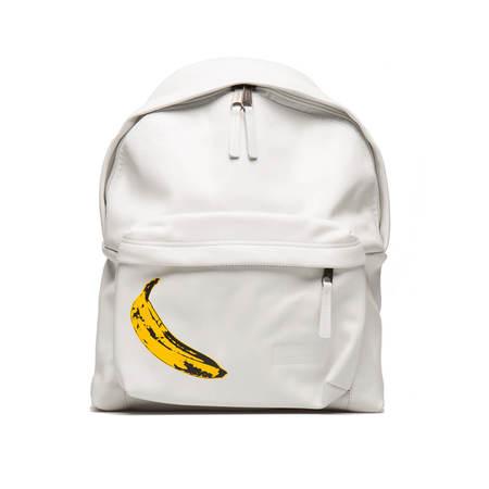 Eastpak Lab Padded Pak'r Banana Backpack - White