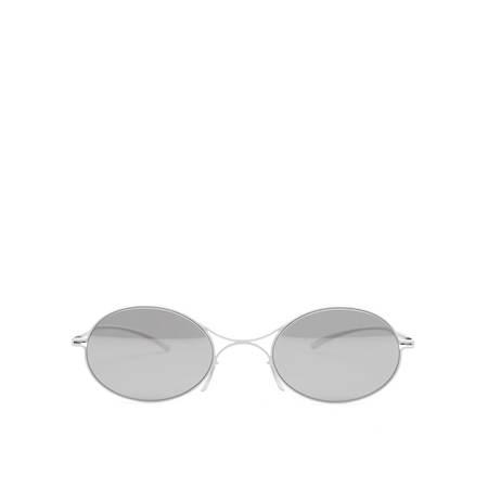 Mykita X Maison Martin Margiela MMESSE001 Sunglasses - White