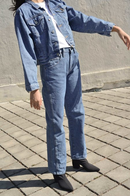 Either, And Vintage Wrangler Denim Jeans