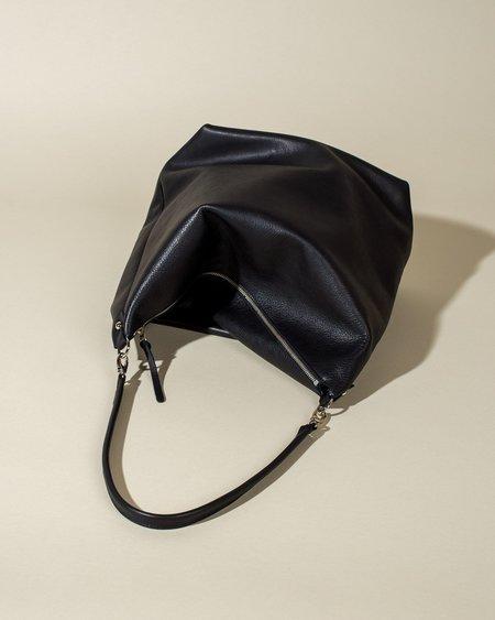 Wood&Faulk The Jacqui Bag - Black