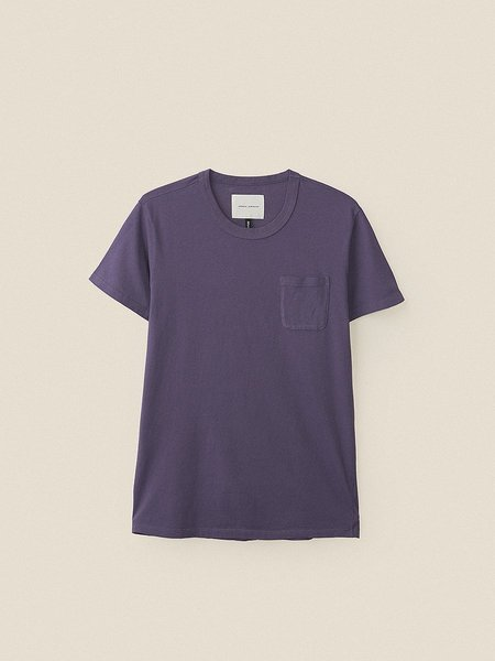General Admission California Pocket Tee S/S - Grape