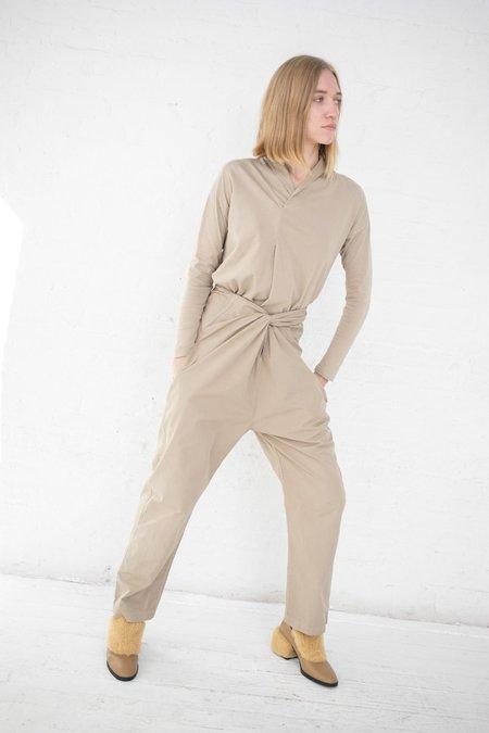 Cosmic Wonder Wrapped Pants - Beige