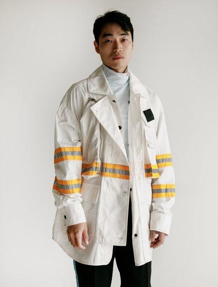 Calvin Klein Fireman Shirt - Aged White