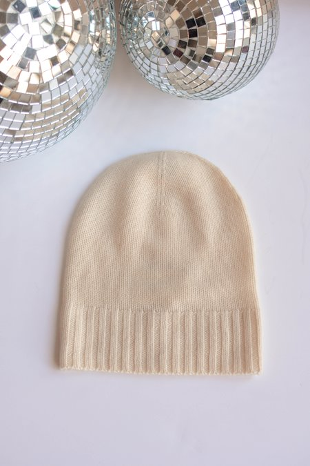 Hat Attack Cashmere Slouchy Beanie