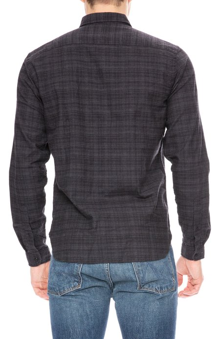 Oliver Spencer Clerkenwell Cotton Shirt - Plaid
