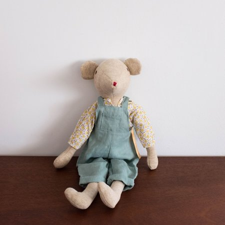 Kids Moulin Roty Papa Chicore Mouse Doll