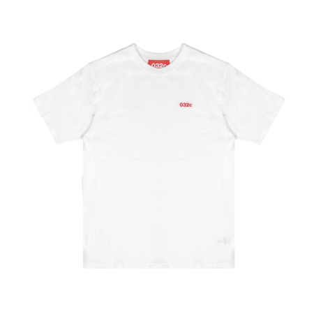 032C CLASSIC T-SHIRT - WHITE