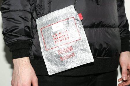 Undercover Logic Memory Center Shoulder Bag - Clear