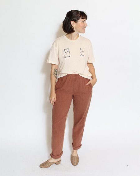 PO-EM Lounger Pants - Colorblock