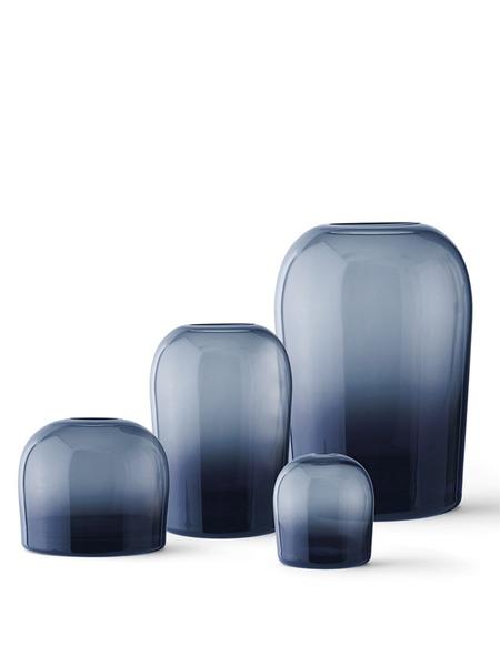 Creative Danes Extra Large Troll Vase - Midnight Blue