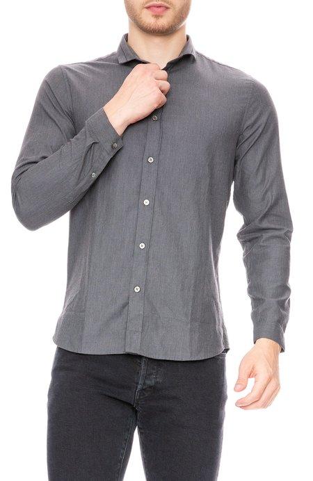 Commune de Paris Small Collar Button Down Shirt