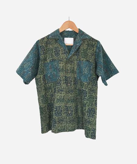 COATZ Bora Bora Shirt - GREEN