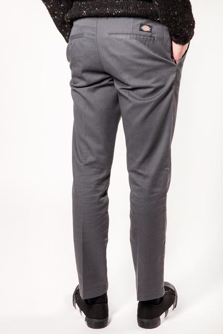 Dickies 872 Slim Fit Pants - Charcoal