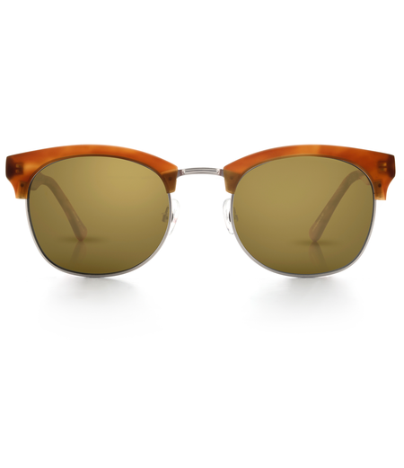 KREWE du optic L.G.D. - Matte Tobacco Polarized