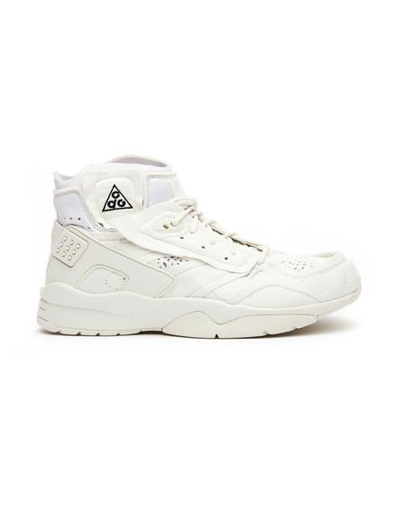 Comme des Garcons x Nike Air Mowabb Sneakers - White