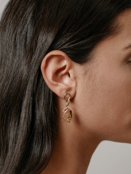 Wolf Circus Ilona Earrings - 14k Gold