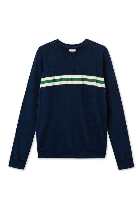 Forét Fly Sweatshirt - Navy