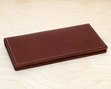 Stanley & Sons Leather Wallet - Brown