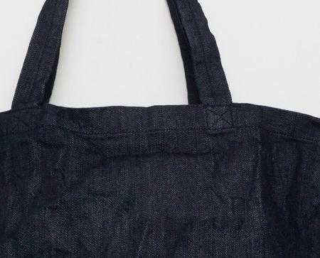 Apron & Bag Market Tote - Denim