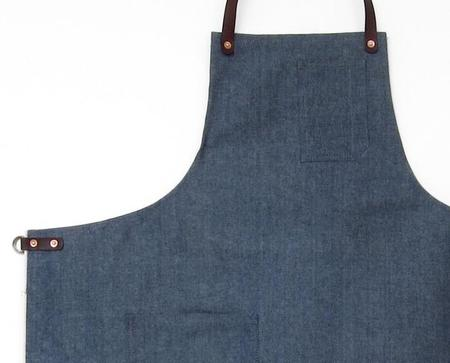 Apron & Bag Standard Apron - Light Blue