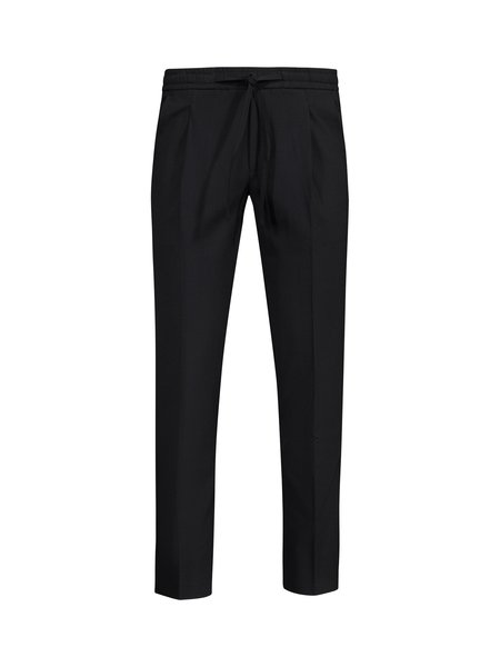 L'Homme Rouge Comfort Pants - Black