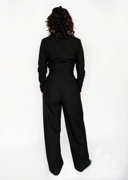 Combine de Filles No. 3 Le Marlene Jumpsuit - black