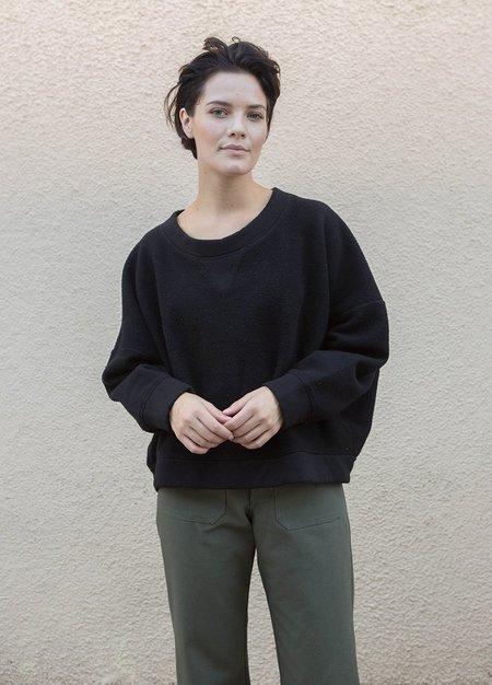 Calder Blake Judith Sweatshirt - BLACK