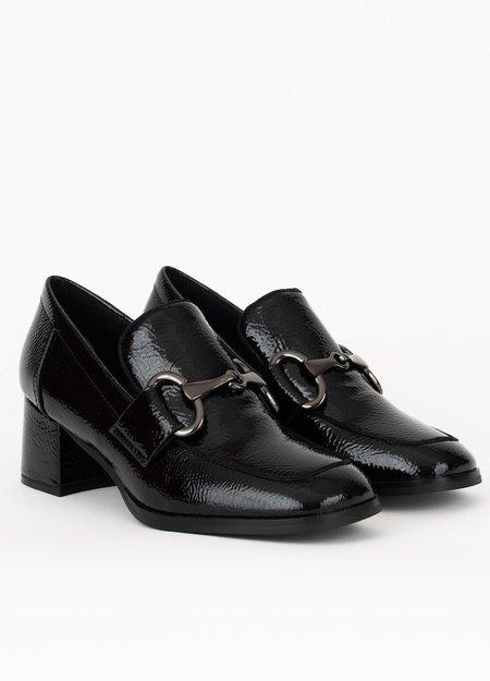 Bibi Lou Patent Loafer - black