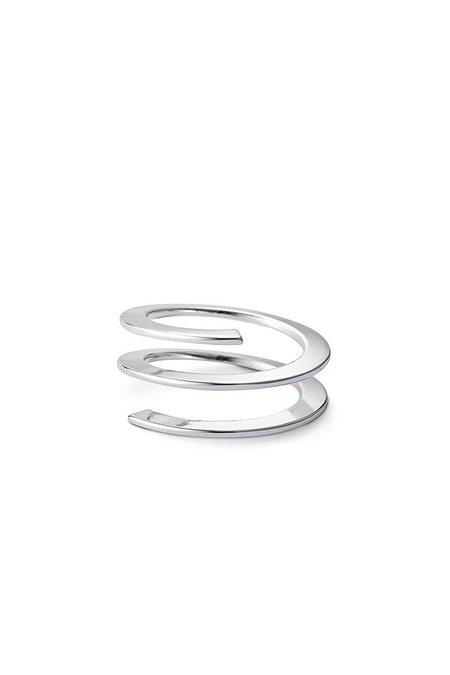 Jenny Bird Revolve Ring - Silver