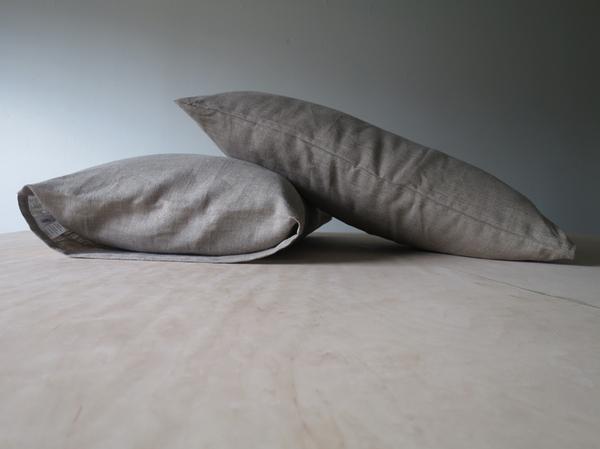 Lissu Linen Pillowcase Set - Natural