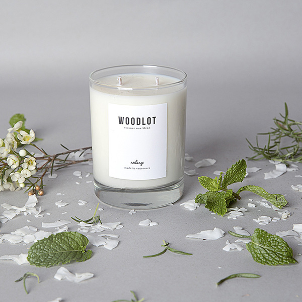 Woodlot Candle in Recharge