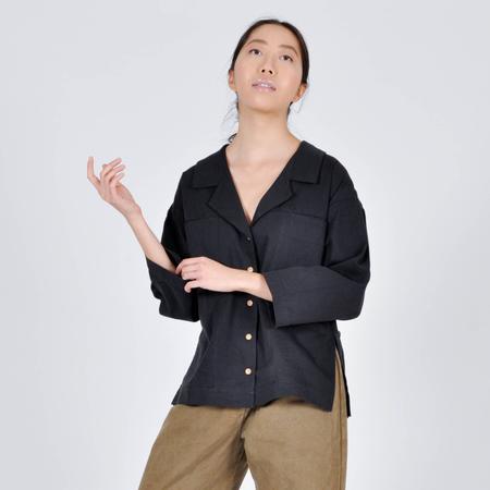 Ilana Kohn Mapes Shirt - Inky