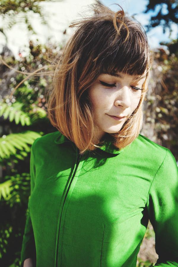 Samantha Pleet Leap Dress | Kelly Green