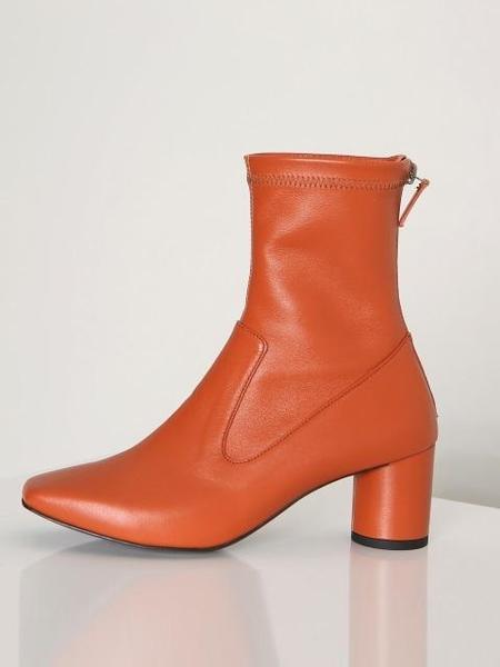 Avec Movement 17001B Boots - Cognac