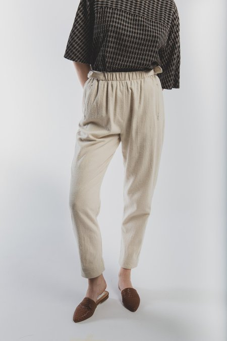 Atelier Delphine Martine pants - cream