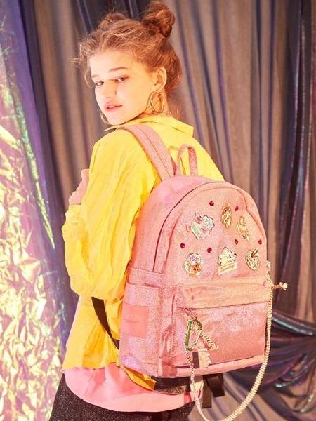 ENTRE REVES Favorite Things Backpack - Pink
