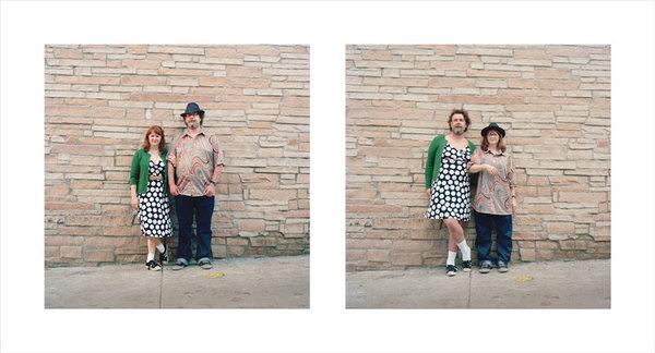 Amy & Joe by Hana Pesut