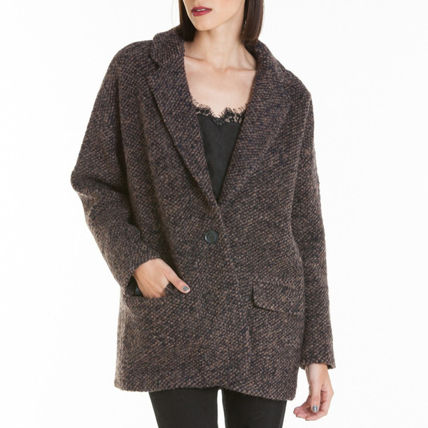Obey Ransom Coat