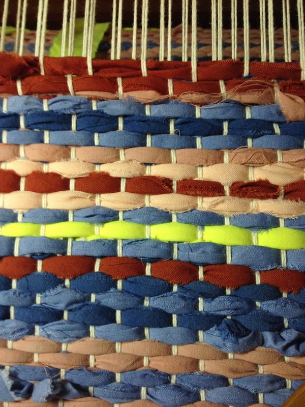 Becky Brisco Handwoven Rug