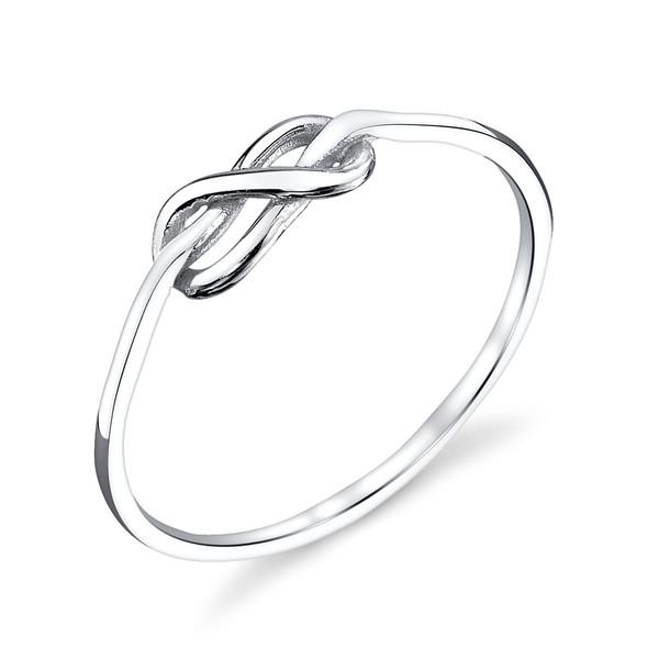 Gabriela Artigas White Gold Knot Ring