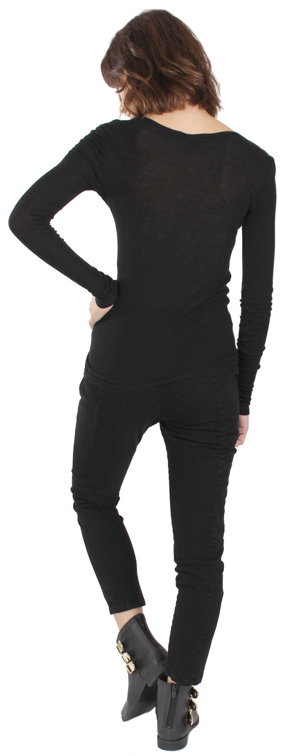 Prairie Underground Slinky Thermal in Black