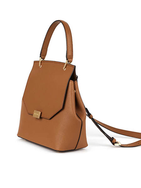 Biker Starlet Chrisella Bag - Tan Brown